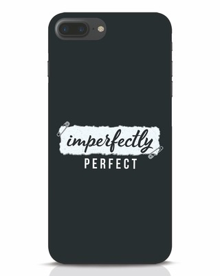 Shop I'm Perfect iPhone 7 Plus Mobile Cover-Front