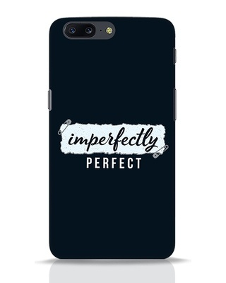 Shop I'm Perfect OnePlus 5 Mobile Cover-Front
