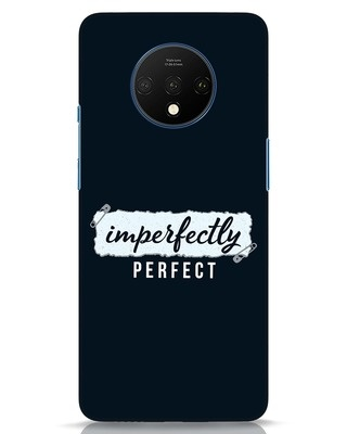 Shop I'm Perfect OnePlus 7T Mobile Cover-Front
