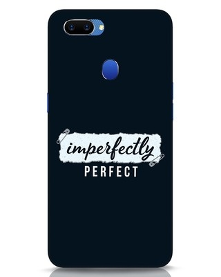 Shop I'm Perfect Oppo A5 Mobile Cover-Front