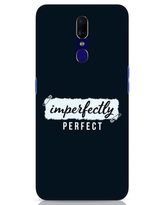 Shop I'm Perfect Oppo F11 Mobile Cover-Front