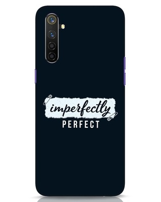 Shop I'm Perfect Realme 6 Pro Mobile Cover-Front