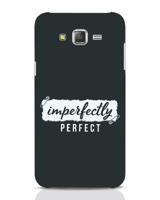 Shop I'm Perfect Samsung Galaxy J7 Mobile Cover-Front