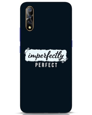 Shop I'm Perfect Vivo S1 Mobile Cover-Front