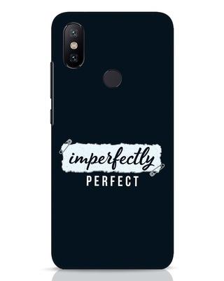 Shop I'm Perfect Xiaomi Mi A2 Mobile Cover-Front