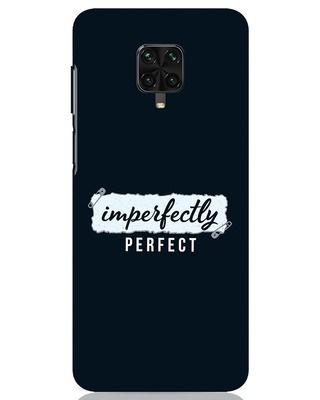 Shop I'm Perfect Xiaomi Poco M2 pro Mobile Cover-Front
