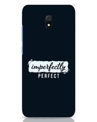 Shop I'm Perfect Xiaomi Redmi 8A Dual Mobile Cover-Front