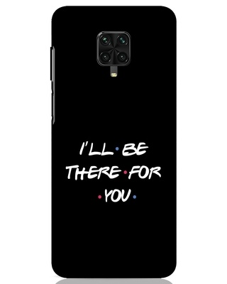 Shop I Will Be There For You Xiaomi Poco M2 pro Mobile Cover-Front