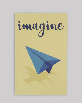 Shop Imagine Notebook-Front