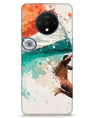 Shop India OnePlus 7T Mobile Cover-Front