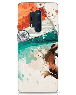 Shop India OnePlus 8 Pro Mobile Cover-Front