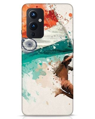Shop India OnePlus 9 Mobile Cover-Front