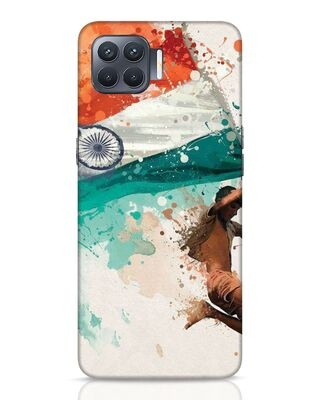 Shop India Oppo F17 Pro Mobile Cover-Front