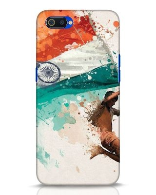 Shop India Realme C2 Mobile Cover-Front