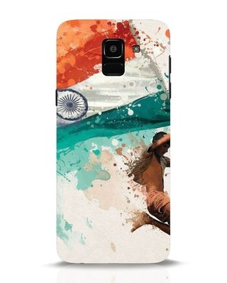 Shop India Samsung Galaxy J6 Mobile Cover-Front