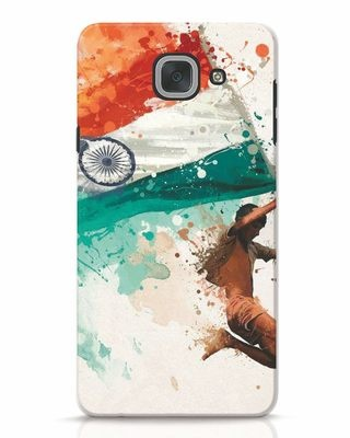 Shop India Samsung Galaxy J7 Max Mobile Cover-Front