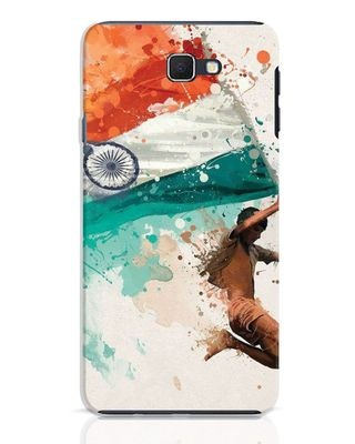 Shop India Samsung Galaxy J7 Prime Mobile Cover-Front