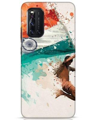 Shop India Vivo V19 Mobile Cover-Front