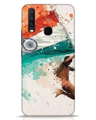 Shop India Vivo Y17 Mobile Cover-Front