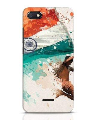 Shop India Xiaomi Redmi 6A Mobile Cover-Front