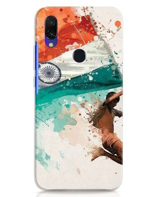 Shop India Xiaomi Redmi 7 Mobile Cover-Front