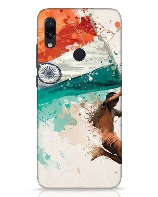 Shop India Xiaomi Redmi Note 7 Pro Mobile Cover-Front