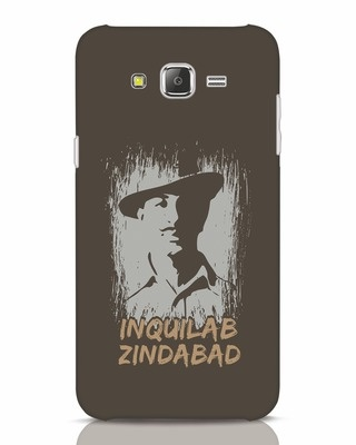 Shop Inquilab Samsung Galaxy J7 Mobile Cover-Front