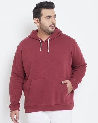 Shop Instafab Plus Men Plus Size-Front