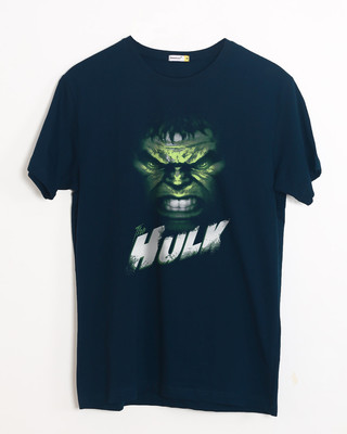 Buy Intense Hulk Half Sleeve T-Shirt (AVL) Online India @ Bewakoof.com