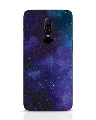 Shop Interstellar OnePlus 6 Mobile Cover-Front