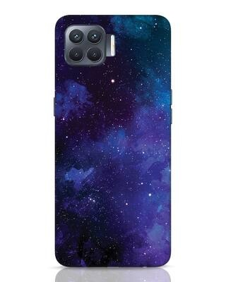 Shop Interstellar Oppo F17 Pro Mobile Cover-Front