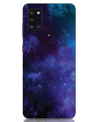 Shop Interstellar Samsung Galaxy A31 Mobile Cover-Front