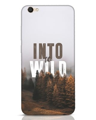Shop Into The Wilderness Vivo V5 Mobile Cover-Front