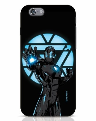Shop Iron Man Attack iPhone 6 Mobile Cover-Front