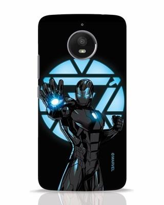Shop Iron Man Attack Moto E4 Plus Mobile Cover-Front