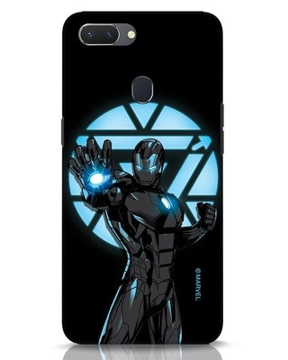 Shop Iron Man Attack Realme 2 Mobile Cover-Front