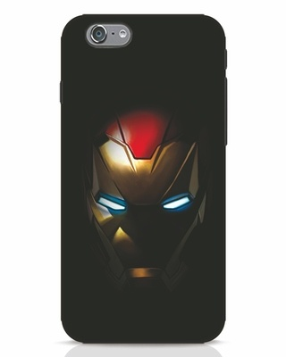 Shop Iron Man Shadows iPhone 6s Mobile Cover-Front