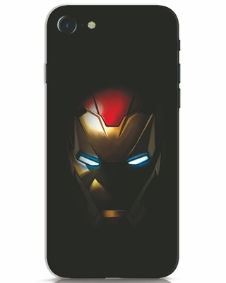 Shop Iron Man Shadows iPhone 7 Mobile Cover-Front