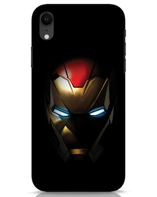 Shop Iron Man Shadows iPhone XR Mobile Cover-Front