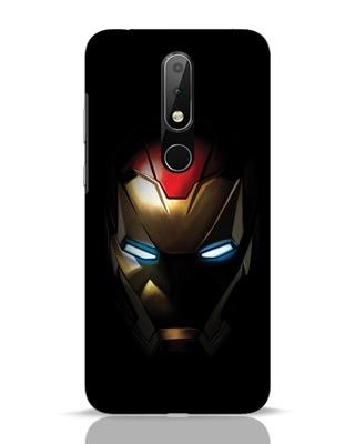 Shop Iron Man Shadows Nokia 6.1 Plus Mobile Cover-Front