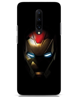 Shop Iron Man Shadows OnePlus 7 Pro Mobile Cover-Front