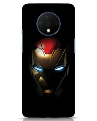 Shop Iron Man Shadows OnePlus 7T Mobile Cover-Front