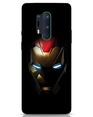 Shop Iron Man Shadows OnePlus 8 Pro Mobile Cover-Front