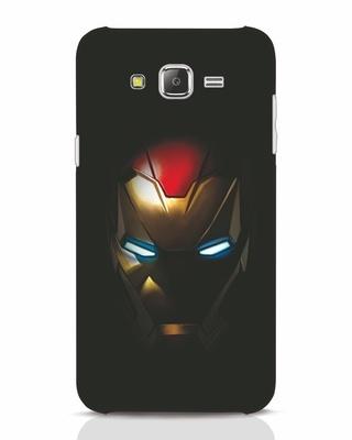 Shop Iron Man Shadows Samsung Galaxy J7 Mobile Cover-Front