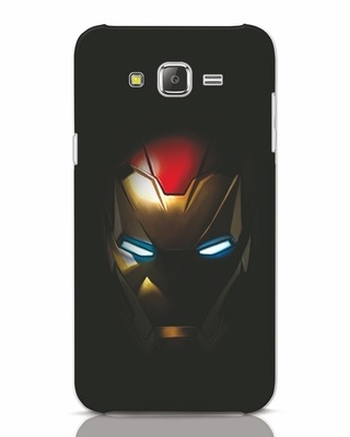 Shop Iron Man Shadows Samsung Galaxy J7 Mobile Cover-Front