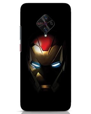 Shop Iron Man Shadows Vivo S1 Pro Mobile Cover-Front