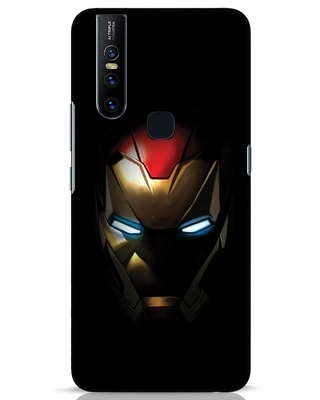 Shop Iron Man Shadows Vivo V15 Mobile Cover-Front