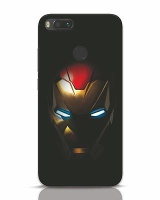 Shop Iron Man Shadows Xiaomi Mi A1 Mobile Cover-Front