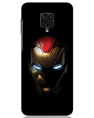 Shop Iron Man Shadows Xiaomi Poco M2 pro Mobile Cover-Front