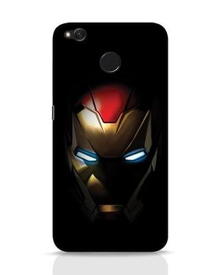 Shop Iron Man Shadows Xiaomi Redmi 4 Mobile Cover-Front